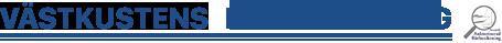 Västkustens Båtbesiktning Logotyp